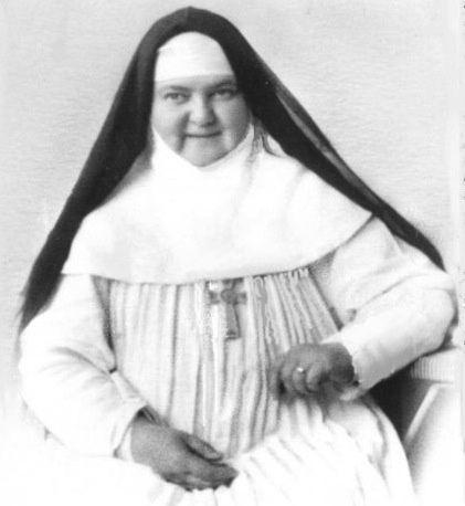Mère Yvonne-Aimée de Malestroit (Témoignage) Yvonne_aimee_malestroit