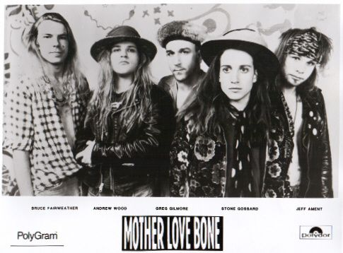 Mother Love Bone: Crown Of Thorns