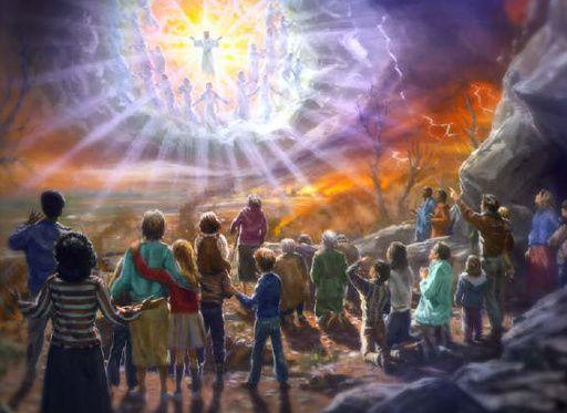 El Arrebatamiento de la Iglesia (Video) ~ Refrigerio Bíblico