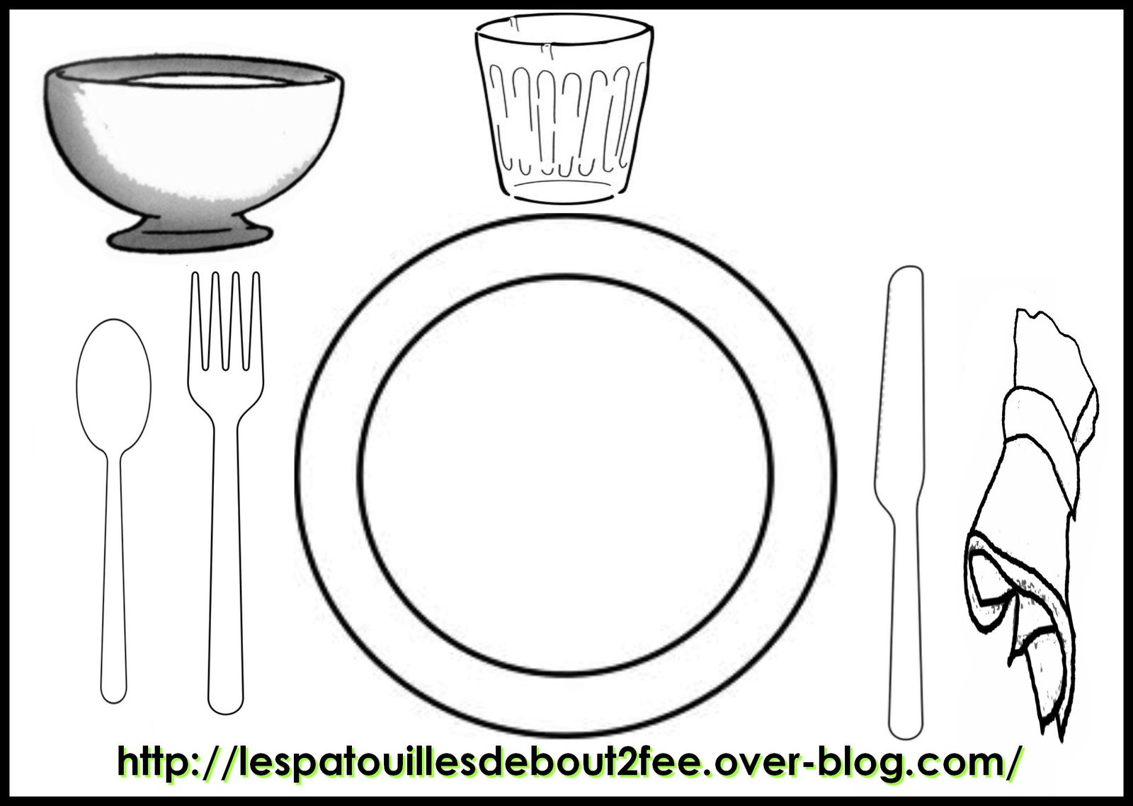 1000 images about routine on pinterest daily routines for Set de table matelasse